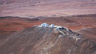 L'Observatoire de Paranal.