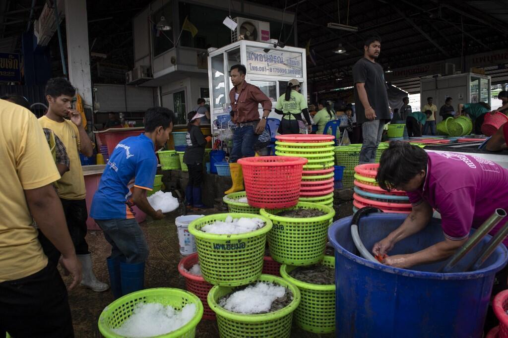 Thaïlande - Exploitation des travailleurs étrangers