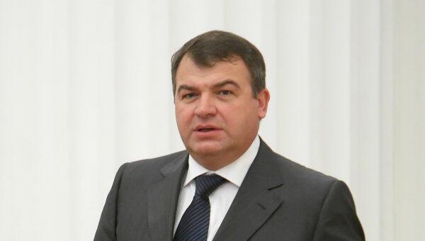 Cựu Bộ trưởng Quốc phòng Nga Anatoli Serdioukov