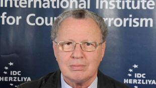 Dr. Ely Karmon, chercheur au Centre interdisciplinaire de Herzliya, près de Tel Aviv.