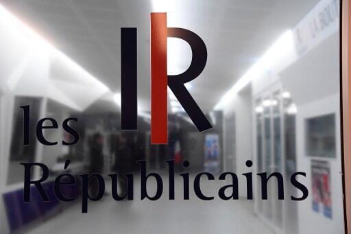 Le siège du parti Les Républicains (LR) à Paris.