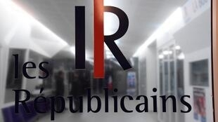 Les Républicains (LR) headquarters in Paris.