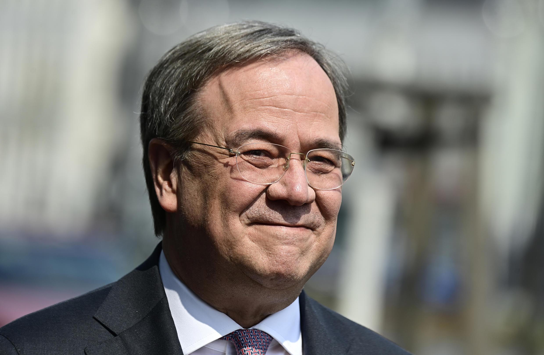 德國最大黨(基民盟/基社盟)聯盟黨推舉基民盟黨主席拉舍特(Laschet)為九月德國國會大選聯盟黨總理候選人