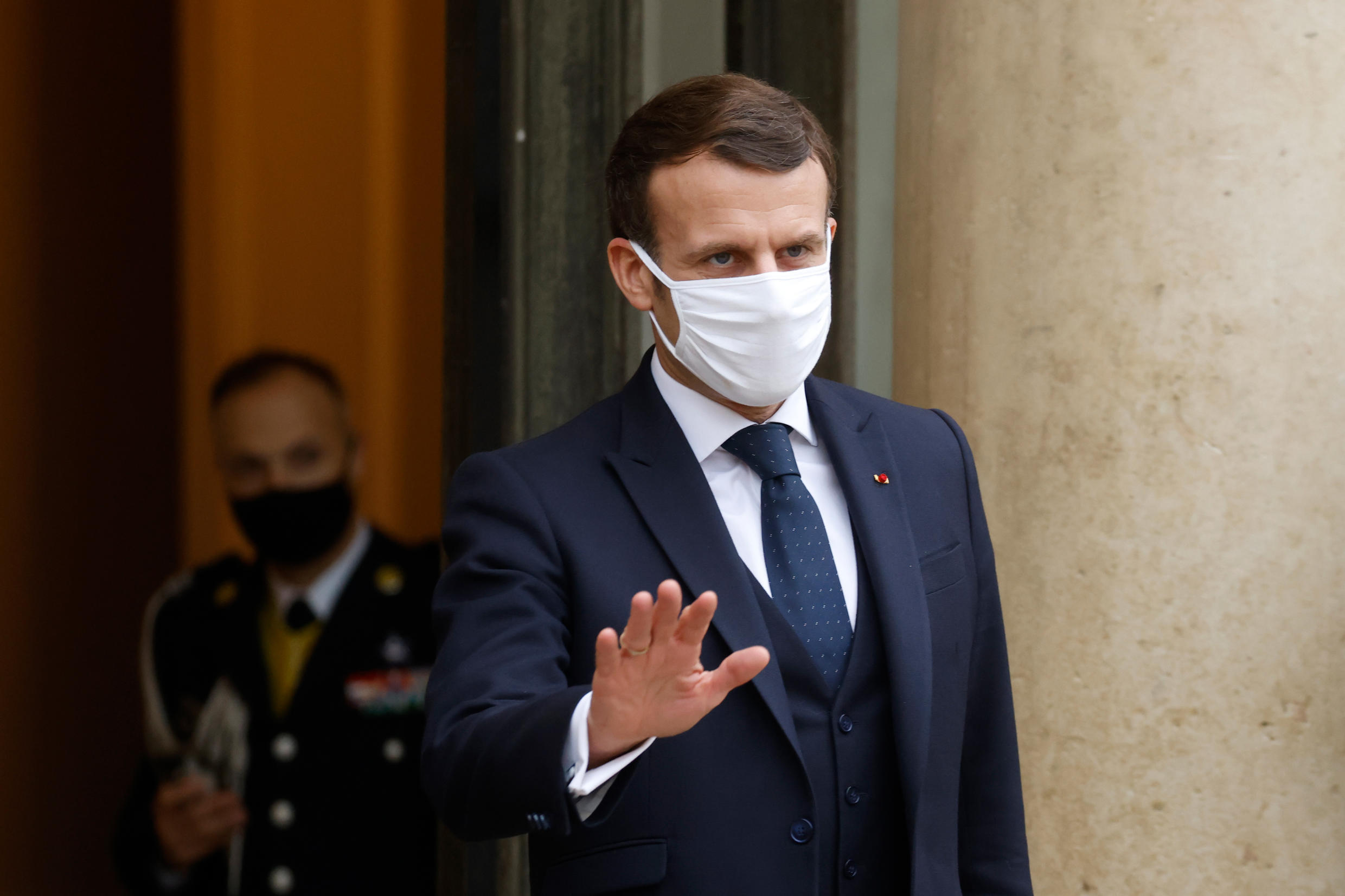 French President Emmanuel Macron is reported to have been concerned about the impact of another lockdown after  nearly a year of restrictions, as well as a deep recession