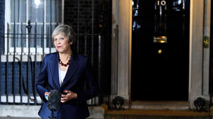 La Première ministre britannique Theresa May le 14 novembre 2018.