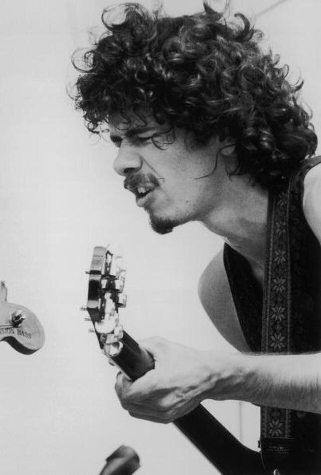 Santana à Woodstock.