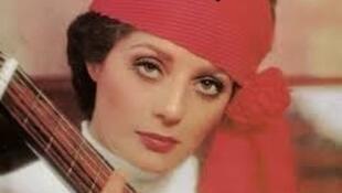 IRAN: Ramesh, chanteuse iranienne