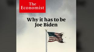 The Economist Cover 2020-10-29