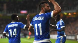 L'attaquant marseillais Romain Alessandrini refuse de se laisser abattre à la veille du clasico face au PSG.