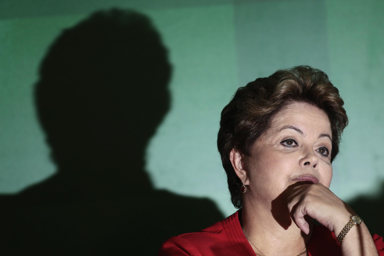 Segundo as pesquisas, a presidente Dilma Rousseff deve se reeleger para um segundo mandato nas eleições de outubro.