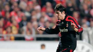 O meia Kaká esta de volta para o futebol italiano.