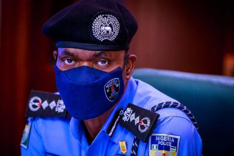 Mkuu wa jeshi la Polisi Nigeria, Muhammad Adamu