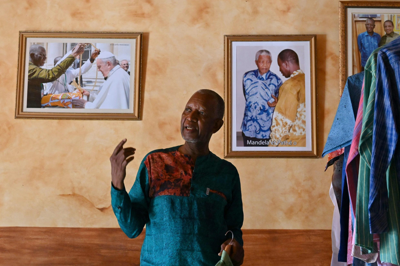 Côte d'Ivoire - Mode - Pathé'O - 000_9B74PN