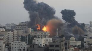 Gaza, on 19 novembre 2012.