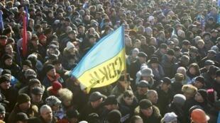 Киев, 22 декабря 2013 года