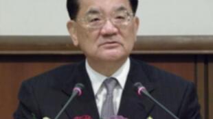 国民党荣誉主席连战
