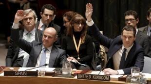 وزیران اقتصاد کشورهای عضو شورای امنیت