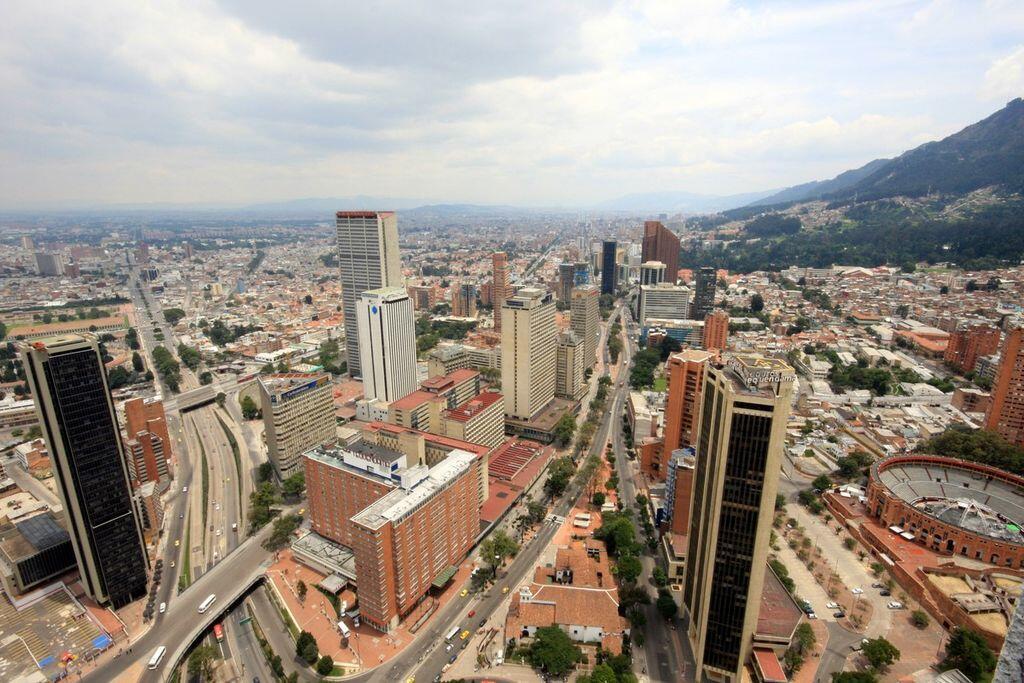 Bogota business center