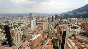 Bogota business center