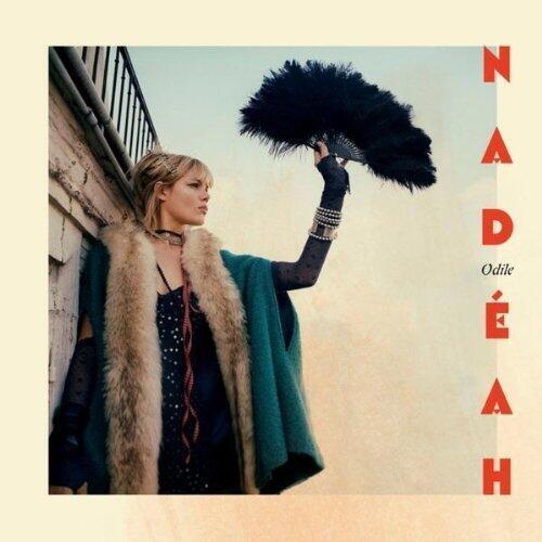 Nadéah's album cover