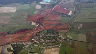 Bùn đỏ Hungary tháng 10/2010. Thảm họa hóa học và công nghiệp nghiêm trọng nhất trong lịch sử Hungary.