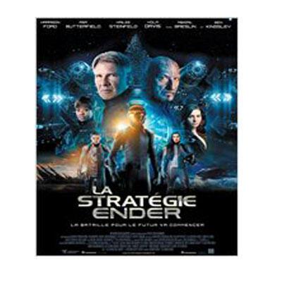 Affiche du film «La stratégie Ender».