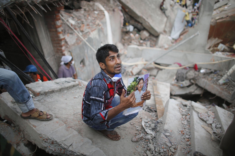 O desabamento do prédio em Bangladesh deixou mais de 800 mortos, segundo novo balanço divulgado nesta quarta-feira, 8 de maio.