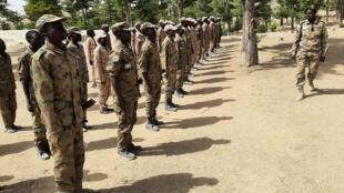Soudan - avec les derniers rebelles du Darfour  - Camp d'entraînement de l'ALS
