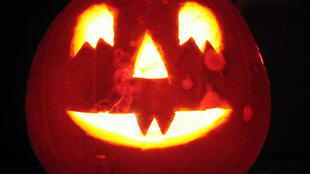 Confira nossa receita francesa para este Halloween, a 'Abóbora Surpresa', nham!