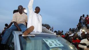 Novo Presidente da Gâmbia Adama Barrow