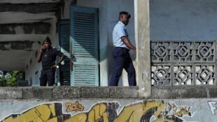 Aux Comores, un bureau de vote a été attaqué lors du référendum, le 30 juillet 2018.