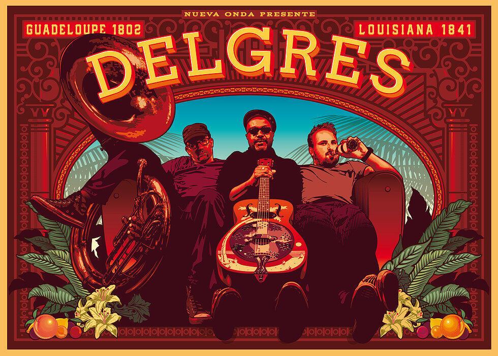 Delgrès porte le nom d'un héros de la lutte anti-esclavagiste.