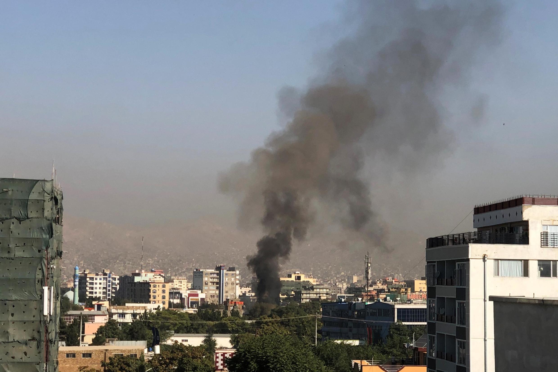 Baadhi ya milipuko iliyotokea mjini Kabul