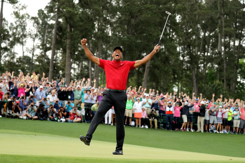 «Il y a deux-trois ans, je ne pouvais plus marcher, je ne pouvais plus rester assis ou allongé, je ne pouvais plus rien faire.» Tiger Woods.