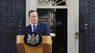 David Cameron anunciou na manhã desta sexta-feira (24) que deve deixar o cargo de primeiro-ministro britânico.