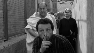 « César doit mourir » des frères Vittorio et Paolo Taviani.