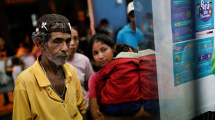 De nombreux Vénézuéliens qui ont voyagé jusqu'au Pérou ou en Équateur souhaitent maintenant partir au Chili.