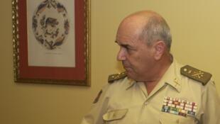 El general español retirado Luis Alejandre.