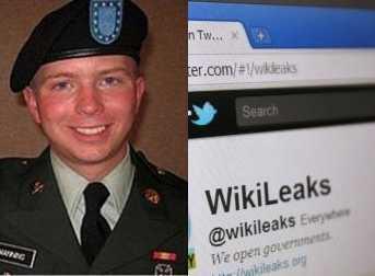Bradley Manning está encarcelado desde mayo de 2010.