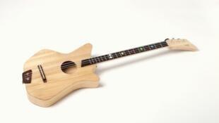 Uno de los modelos de Loog Guitar.