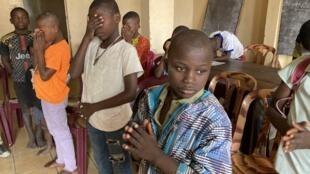 Enfants des rues Kinshasa