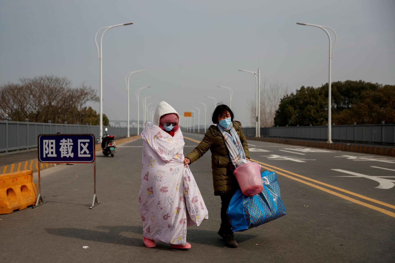 Chine - pandémie - coronavirus - Wuhan