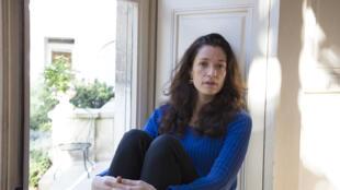L'écrivaine Maylis Besserie, lauréate du Goncourt du Premier Roman.