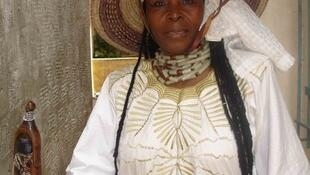 Werewere Liking, fondatrice du Village Ki-YI.