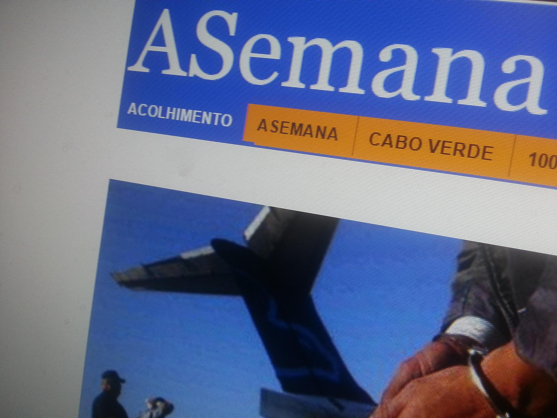 Semana, jornal caboverdiano atravessa crise financeira e não paga salários a jornalistas