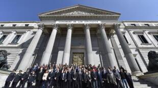 Novas legislativas na Espanha no domingo 26 de junho