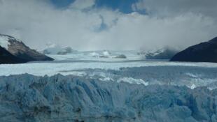 Le glacier Perito Moreno en Argentine.