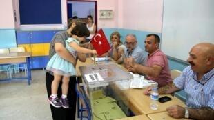 برگزاری مجدد انتخابات شهرداری در استانبول. یکشنبه ٢ تیر/ ٢٣ ژوئن ٢٠۱٩