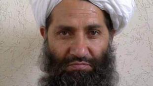 Sabon Shugaban Taliban Mullah Haibatullah Akhundzada.