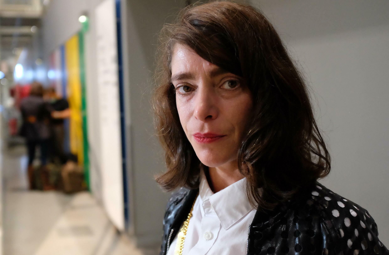 Lili Reynaud Dewar, lauréate du prix Marcel Duchamp 2021 pour « Rome, 1er et 2 novembre 1975 ».  © Siegfried Forster / RFI